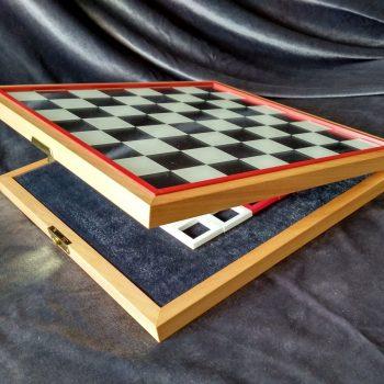 Подарочные шашки Setl City