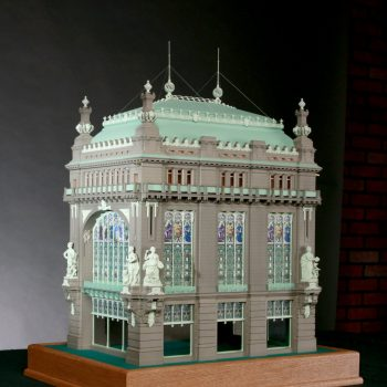 Макет Елисеевского магазина Санкт-Петербург