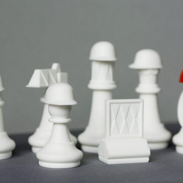 """Шахматы """"Строитель"""""""