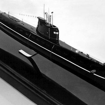 Подводная субмарина проекта 641