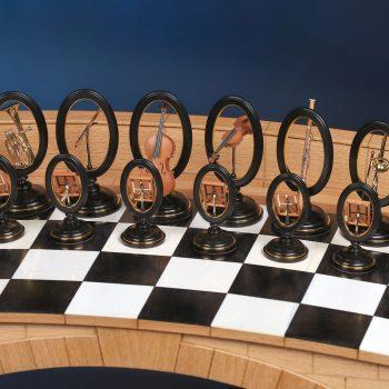 Подарочные Коллекционные шахматы Оркестр